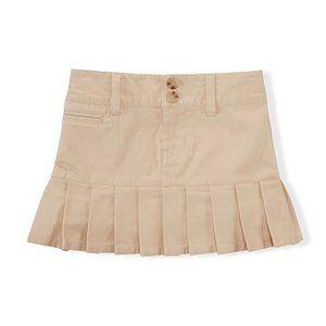 POLO Ralph Lauren Girl's Tan Skirt